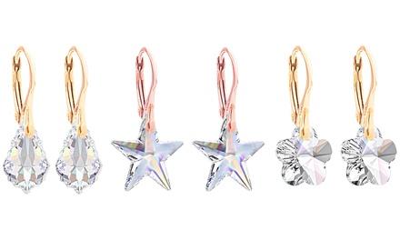 Ah! Swarovski® Crystal Earrings