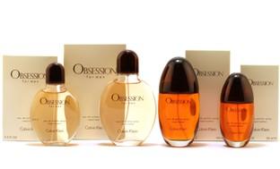 Calvin Klein Obsession Fragrances for Women or Men