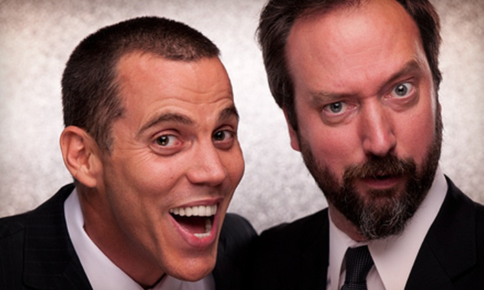 """The Original Pranksters with Steve-O and Tom Green"" - Las Vegas: The Original Pranksters with Steve-O and Tom Green at Starlite Theatre at Riviera Hotel & Casino (Up to 62% Off)"