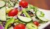 Saladish-Pasadena-CLOSED - Old Pasadena: Soup and Choice Between Salad or Wrap for One or Two at Saladish (Up to 39% Off)