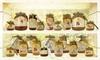 Vasetto di miele biologico