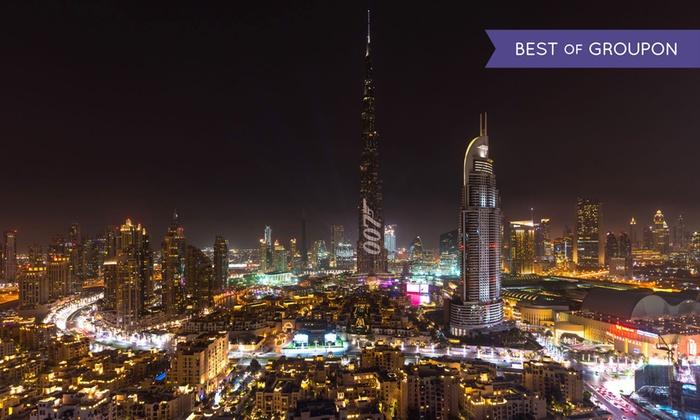 burj khalifa deals groupon