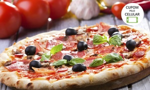 Il Papa: Il Papa - Freguesia (Jacarepaguá): rodízio pizza para 1 pessoa