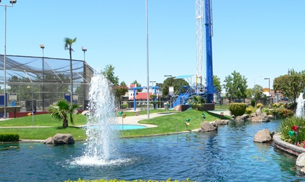 $25 Fun Card or Gold Party Package for Up to Eight at Scandia (Up to 42% Off)
