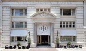 4-Star Boutique Hotel near the French Quarter at International House - Premium Collection, plus 6.0% Cash Back from Ebates.