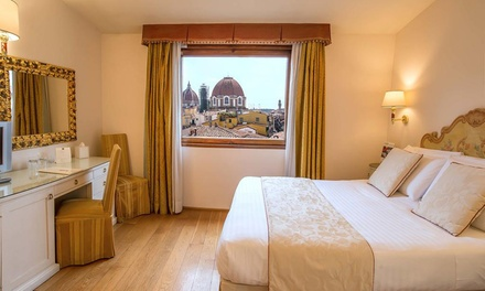✈ Florence: 24 Nights at 4* Hotel Atlantic Palace with Flights*