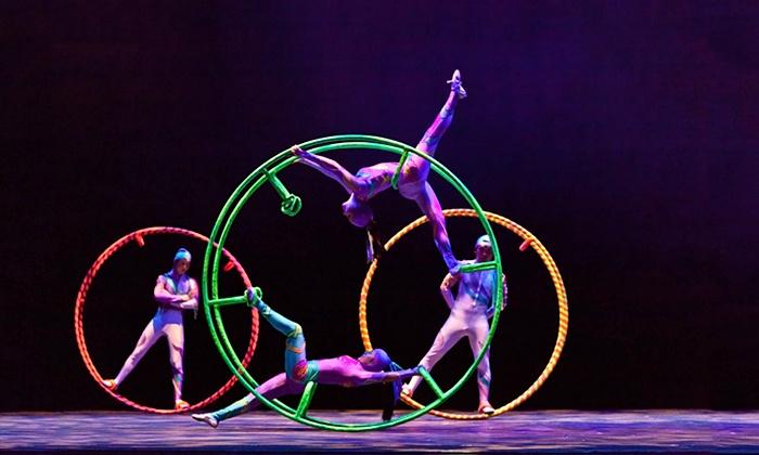 "Cirque Ziva - Levoy Theatre: Golden Dragon Acrobats presents ""Cirque Ziva"" at Levoy Theatre on March 19 at 7 p.m. (Up to 50% Off)"