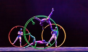 "Golden Dragon Acrobats Presents ""cirque Ziva"" At The Levoy Theatre On  March 12 At 7:30 P.m. (up To $12 Off)"