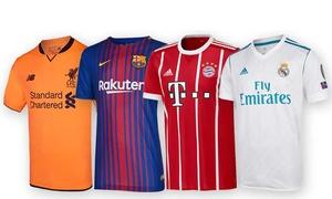 Sportnex: Wertgutschein über 60 € für Trikots, Fashion und Fanartikel aller Clubs im Offiziellen UEFA Champions League Online Shop
