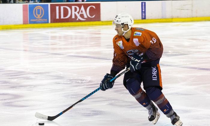 Montpellier Métropole Hockey Club - Patinoire Végapolis: 1 place pour un match des Montpellier Vipers au choix à 6 € à la Patinoire Végapolis