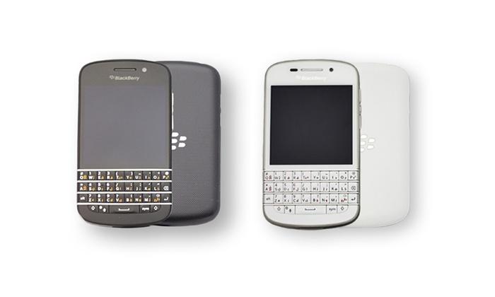 blackberry q10 smartphone bundle groupon goods rh groupon com BlackBerry Key One Users Manual blackberry q10 smartphone user guide