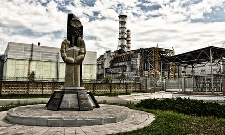 ✈ Kyiv: 25 Nights at Bakkara or Amarant Hotel with Option for Hit ShowInspired Chernobyl Tour and Flights*