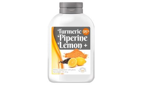 Hasta 720 Comprimidos de cúrcuma con limón y pimienta negra