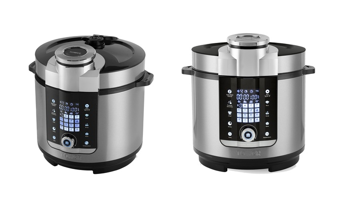 tower digital pressure cooker groupon goods. Black Bedroom Furniture Sets. Home Design Ideas
