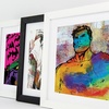 Up to 89% Off Personalized Superhero Range Canvas Print