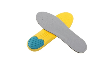 Memory Foam Cut-to-Size Insoles: Two Pairs ($13.95) or Four Pairs ($19.95)