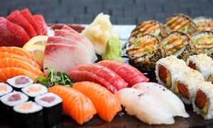 Chang City: Exklusive Sushi-Platte für zwei oder vier Personen bei Chang City (bis zu 34% sparen*)