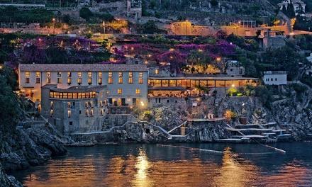 Costiera Amalfitana 4*: camera con vista mare e colazione Ravello Art Hotel Marmorata 4*