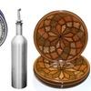 Oil Bottle, Dinner Plate, or Side Plate