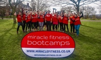 Five or Ten Boot Camp Sessions with Miracle Fitness, South East London