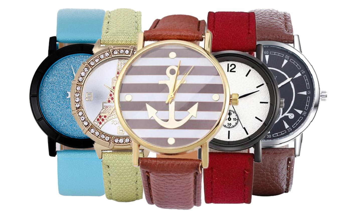Women's Casual Watch in Choice of Design