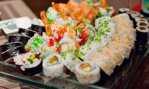 Restauracja Sushi Pataya: Wybrany zestaw sushi od 59,99 zł w Restauracji Sushi Pataya w Katowicach (do -42%)