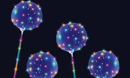 One or Two Toi Toys LED Balloon