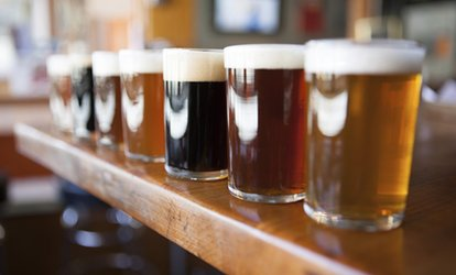 Brewery Tour with Beer Tasting for Two or Four at Bespoke Brewing Co. (Up to 44% Off)