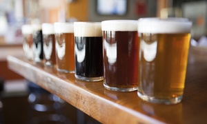 Bespoke Brewing Co.: Brewery Tour with Beer Tasting for Two or Four at Bespoke Brewing Co. (Up to 44% Off)
