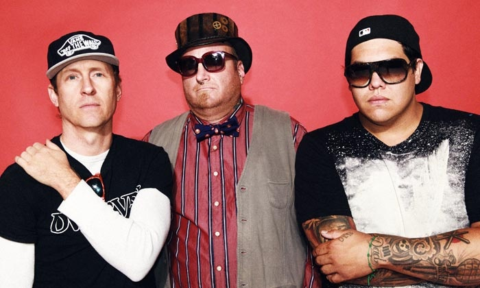 Sublime with Rome - City Auditorium: Sublime with Rome with The Expendables on November 8 at 8 p.m.