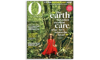 Up to 91% Off O, the Oprah Magazine Subscriptions
