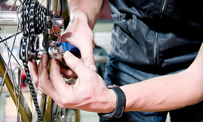 Balance Bicycle Shop - Richmond: $10 for $20 Worth of Cycling Parts or a Premium- or Pro-Service Tune-Up at Balance Bike Shop