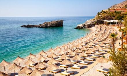 ✈ Tydzień na Korfu + tydzień w Albanii: przedpłata na 15-dniową wycieczkę z przelotem, transferem z Millennium Travel