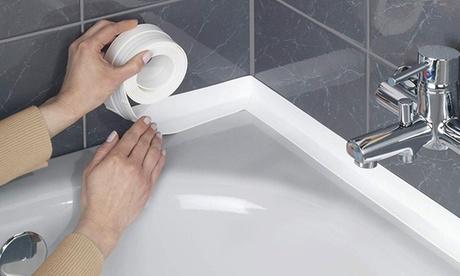 1 o 2 cintas impermeables para baño y cocina
