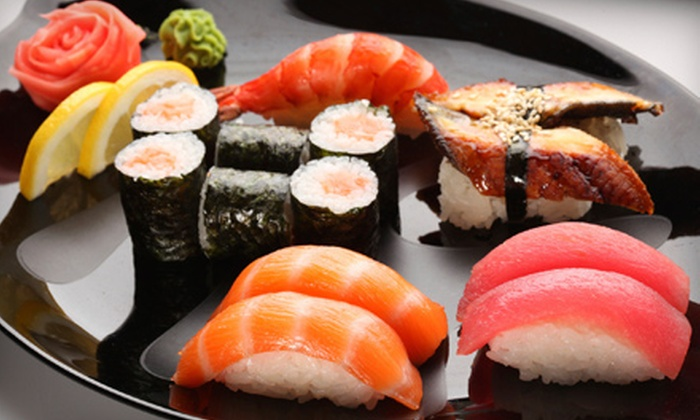 Go Sushi - Sharp Park: Japanese Cuisine for Dinner or Lunch at Go Sushi in Pacifica