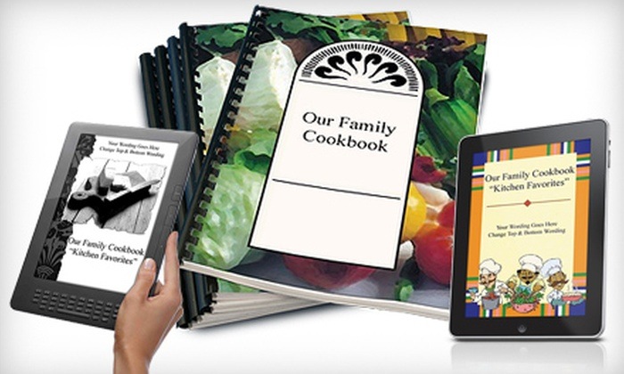 Family Cookbook Project: $39 for a Lifetime Membership to The Great Family Cookbook Project ($99.95 Value)