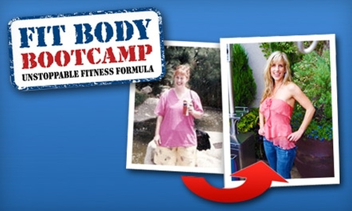 Fit Body Boot Camp - Pembroke Pines: $20 for One Month of Unlimited Fitness Classes at Fit Body Boot Camp ($149 Value)