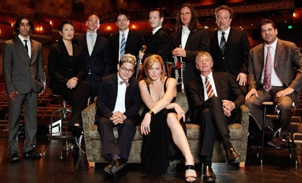 Pink Martini at the Paramount Theatre on Sun., Nov. 20 at 7:30PM: Back Balcony Seating - Pink Martini in Oakland