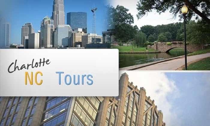 Charlotte NC Tours - Second Ward: $25 for an Extended History and Architecture Van Tour from Charlotte NC Tours ($50 Value)