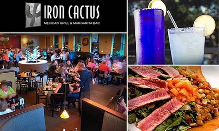Iron Cactus - Austin: $15 for $30 Worth of Tastes and Tequila at Iron Cactus