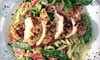 Crave Grill - Walkerville: Eclectic Grill Fare Lunch for Two or Dinner for Two or Four at Crave Grill (Up to 58% Off)