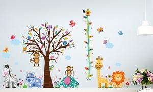 Stickers muraux chambre d'enfants