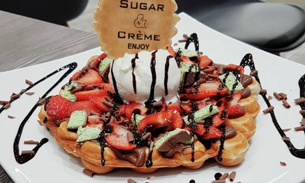 Sugar and Crème