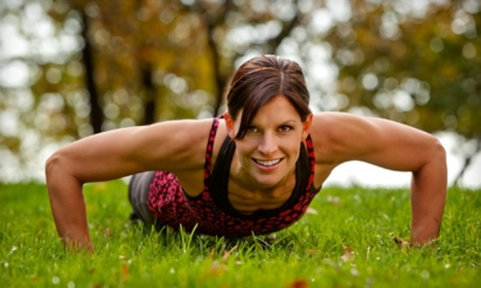 Lure Outdoor Fitness - Multiple Locations: $39 for 10-Class Drop-In Pass to Lure Outdoor Fitness ($100 Value)