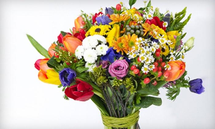 Chicago School of Flower Design - Goose Island: $99 for a Flower-Arranging Class at Chicago School of Flower Design ($200 Value)