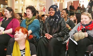 WOW Baltimore 2016: Women of the World Festival Baltimore on October 7 and 8