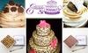 Edibles Incredible Desserts - Washington DC: $10 for $25 Worth of Sweets at Edibles Incredible Desserts