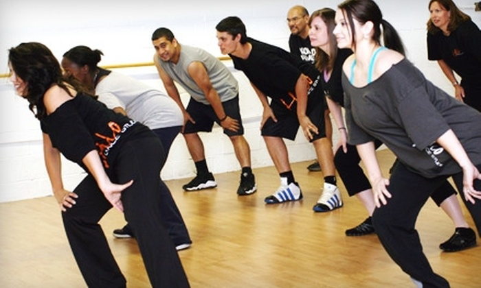Halo Dance Studio - Gaithersburg: $49 for a 10-Class Punch Card at Halo Dance Studio in Gaithersburg (Up to $100 Value)