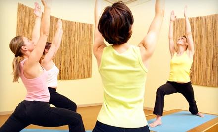 5 Yoga Classes (a $70 value) - Karma Yoga Studio in London