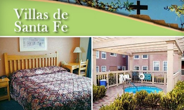 Villas de Santa Fe - Albuquerque: $69 for an Overnight Stay at Villas de Santa Fe (Up to $288 Value)